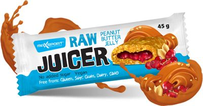 MaxSport Juicer Bar RAW
