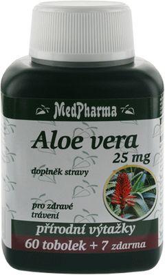 MedPharma Aloe Vera 25mg