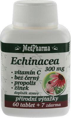 MedPharma Echinacea 300mg + Propolis