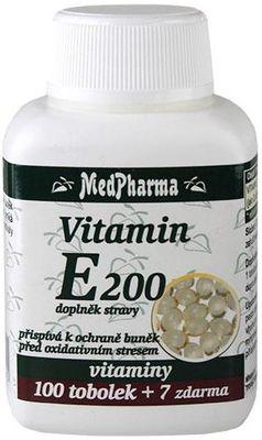 MedPharma Vitamin E 200