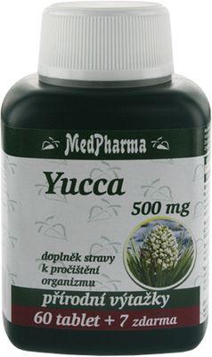 MedPharma Yucca 500mg