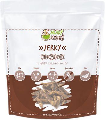 Mladý Kokos Kokosové jerky