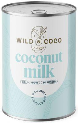Wild & Coco Kokosové mléko BIO