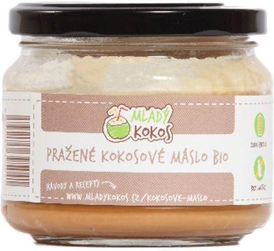 Mladý Kokos Pražené kokosové máslo BIO