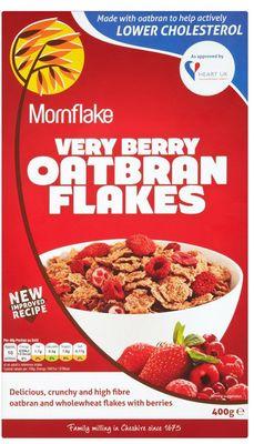 Mornflake Oatbran Flakes
