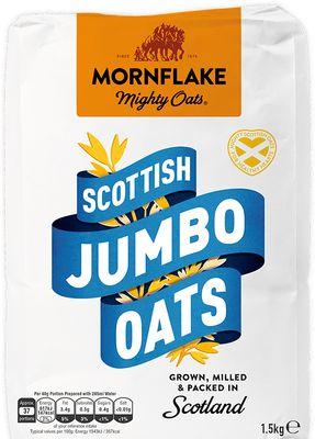 Mornflake Scottish jumbo oats