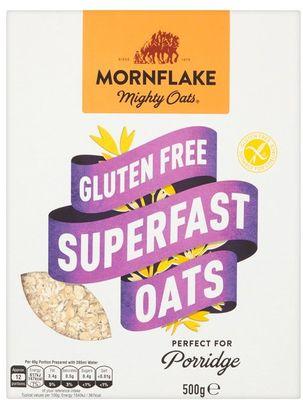 Mornflake Superfast oats gluten free