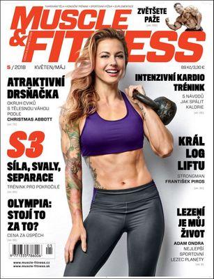 MUSCLE & FITNESS časopis
