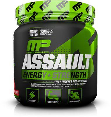 MusclePharm Sport Series Assault