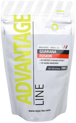 MyoTec Advantage Guarana fusion