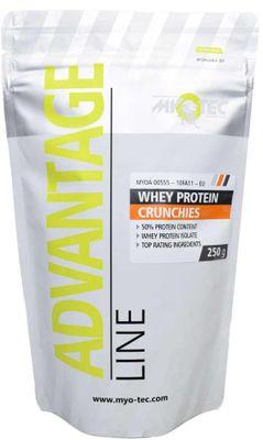 MyoTec Advantage Line Whey Protein Crunchies