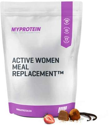 Myprotein Active Women Meal Replacement