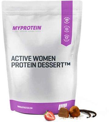 Myprotein Active Women Protein Dessert