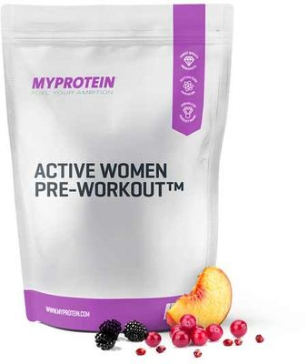 Myprotein Active Women Pre-Workout