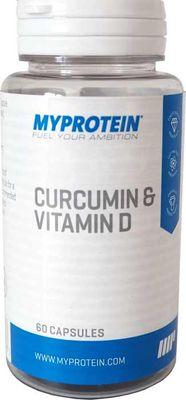 Myprotein Curcumin & Vitamin D