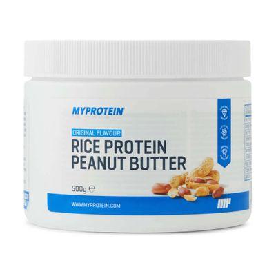 Myprotein Rice Protein Peanut Butter