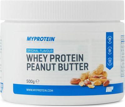 Myprotein Whey Protein Peanut Butter