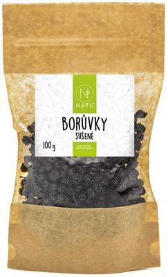 Natu Borůvky sušené