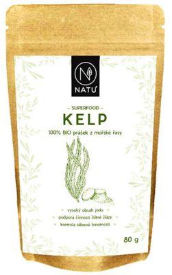 Natu Kelp prášek BIO