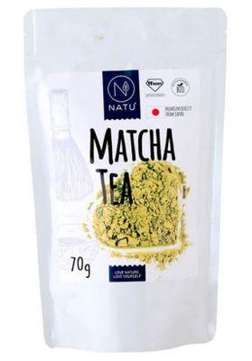Natu Matcha Tea Premium BIO