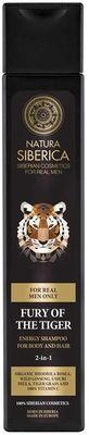 Natura Siberica Šampon Fury Of The Tiger