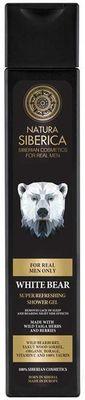 Natura Siberica Sprchový gel White Bear