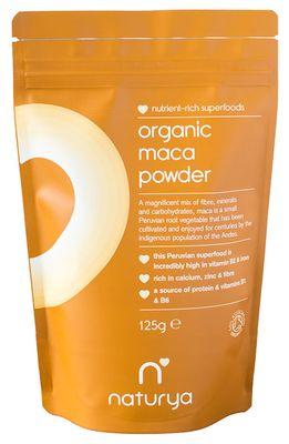 Naturya Superfoods Organic Maca Powder