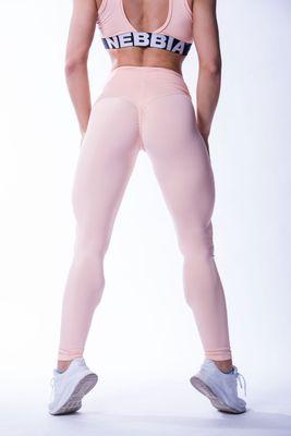 Nebbia dámské legíny High Waist Scrunch butt 604