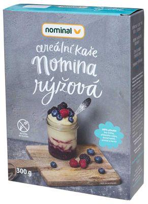 Nominal Cereální kaše Nomina rýžová