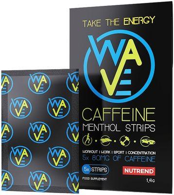 Nutrend Caffeine Menthol Strips