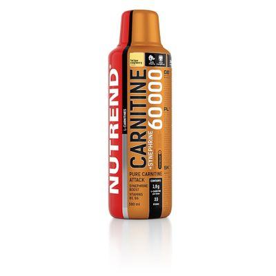 Nutrend Carnitin 60000 + Synephrine