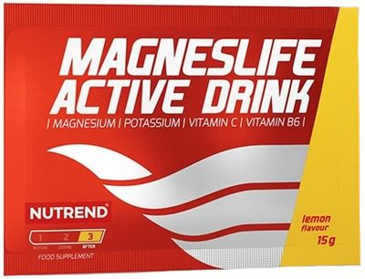 Nutrend Magneslife Active Drink