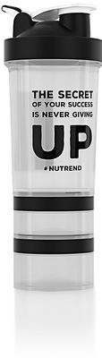 Nutrend Shaker The secret of your succes