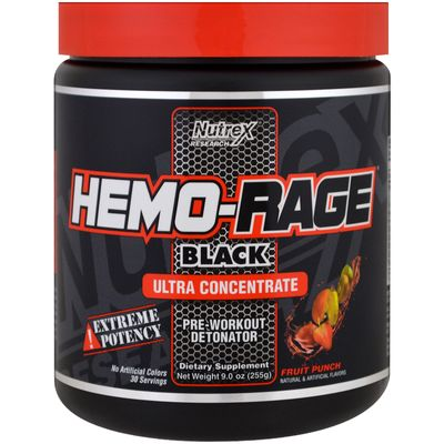 Nutrex Hemo Rage Ultra Concentrate