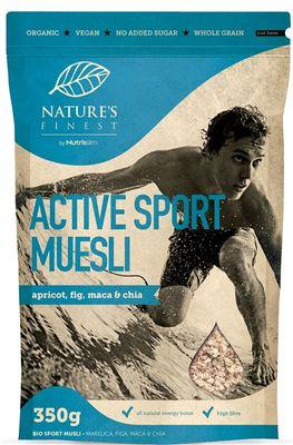 Nutrisslim Nature's Finest Active Sport Muesli