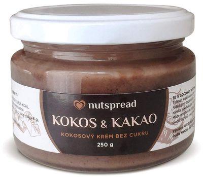 Nutspread Kokos a kakao