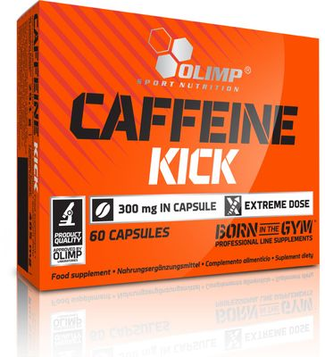 Olimp Sport Nutrition Caffeine Kick
