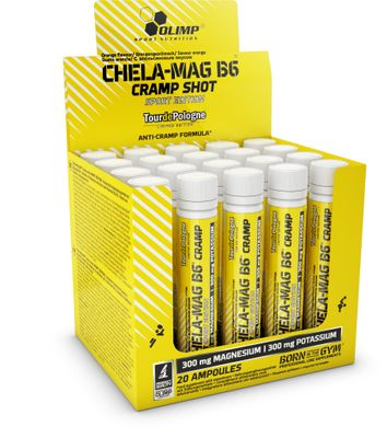 Olimp Sport Nutrition Chela Mag B6