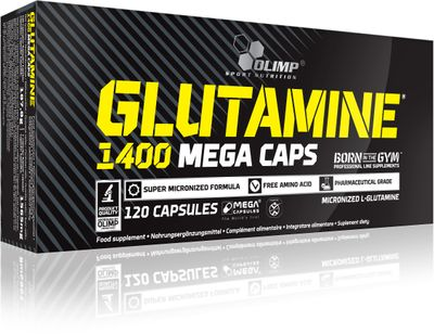 Olimp Sport Nutrition Glutamine 1400 Mega Caps