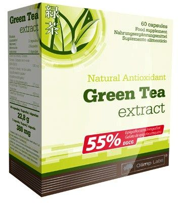 Olimp Sport Nutrition Green Tea Extract