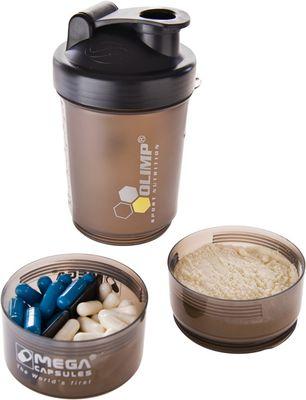 Olimp Sport Nutrition Shaker Black Label