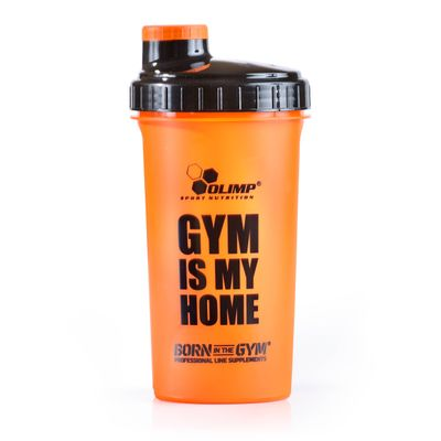 Olimp Sport Nutrition Gym Is My Home Shaker