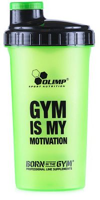 Olimp Sport Nutrition Shaker Gym is my motivation