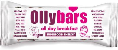 Ollybars Energy Bar
