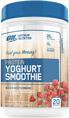Optimum Nutrition Protein Yoghurt Smoothie