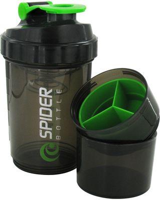 Spider Bottle Shaker 2Go