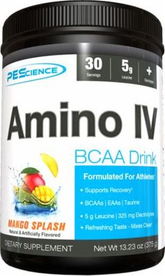 PEScience Amino IV New
