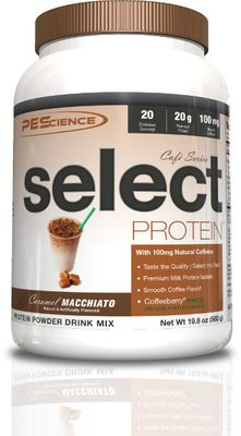 PEScience Café Series Select Protein US