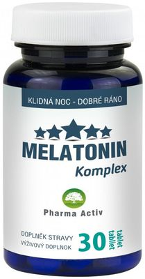 Pharma Activ Melatonin Komplex