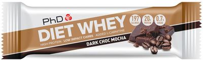 PhD Nutrition Diet Whey High Protein Bar